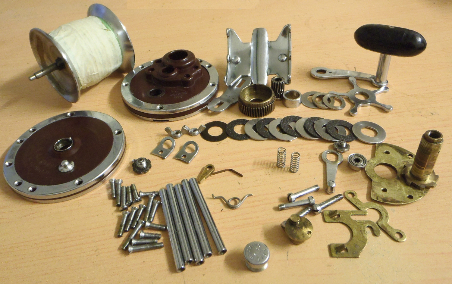 Penn 113h parts list and diagram ereplacementparts for Penn fishing reel parts